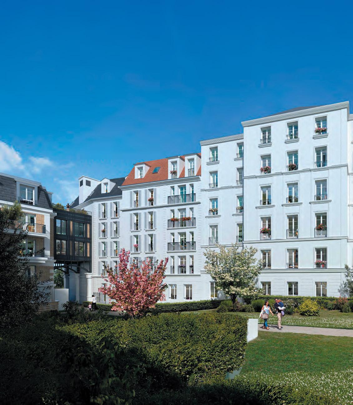 Wemo : la VIlla Aubert à Vincennes